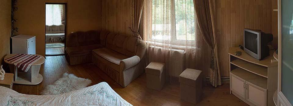 """Готельний номер """"люкс двокімнатний"""""""