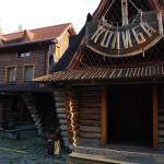 Готель і колиба