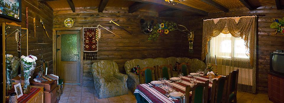 Готель в урочищі Шандра